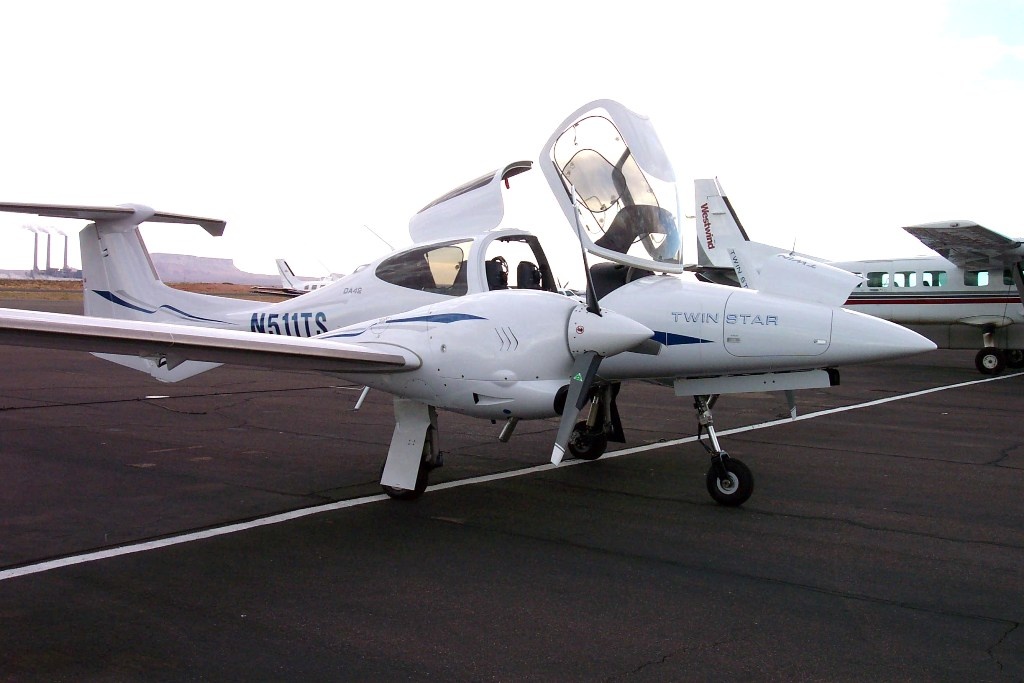 Diamond Twin Star DA-42
